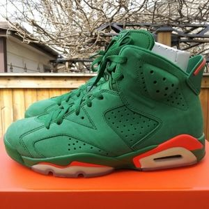 Air Jordan 6 Gatorade Size 8.5